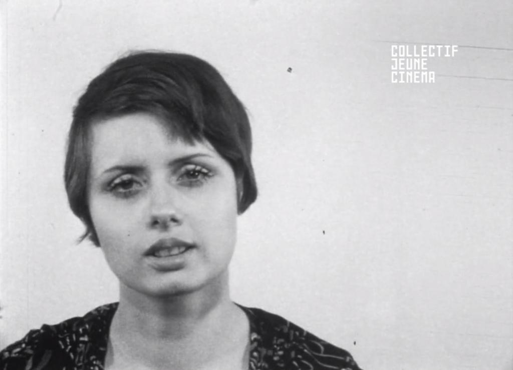 Ginette Gablot - © Collectif Jeune Cinema