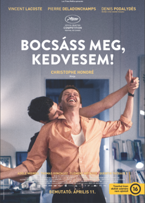 Vivir deprisa, amar despacio - Poster - Hungary