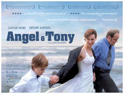 Angèle et Tony - Poster - Royaume-Uni