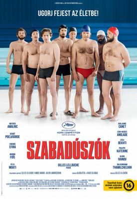 Le Grand Bain - Poster - Hungary