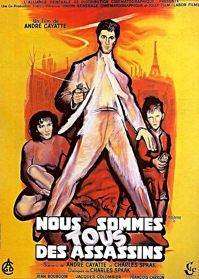 Cannes International Film Festival - 1952