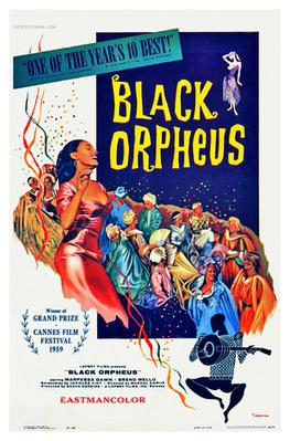 黒いオルフェ - Poster Etats-Unis