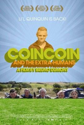Coincoin y los extrahumanos - UK