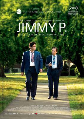 Jimmy P. - Psychothérapie d'un Indien des plaines - Poster - Czech Republic