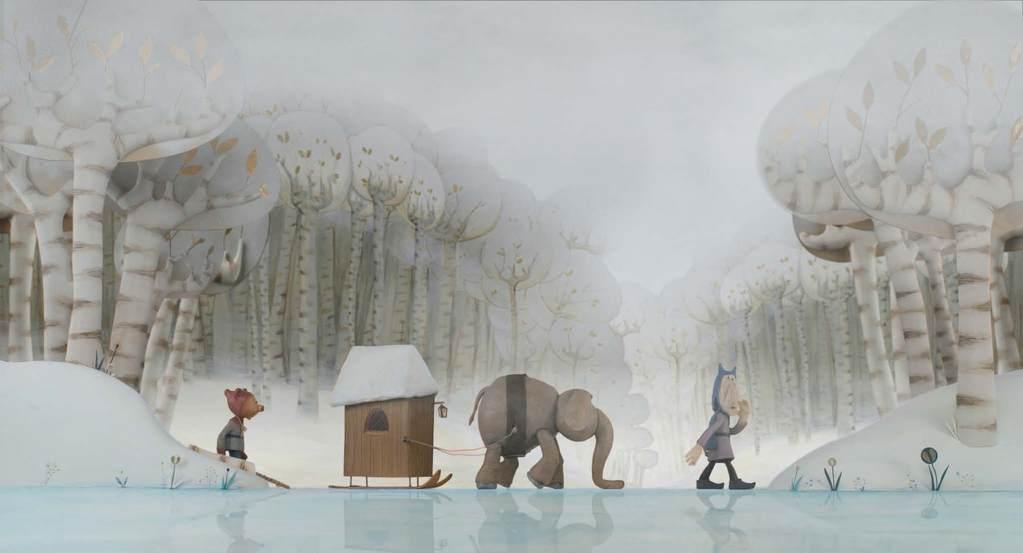 オタワ 国際アニメーション映画祭 - 2008
