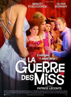 La Guerre des Miss - Poster - France