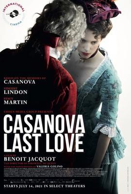 Casanova, su último amor - USA