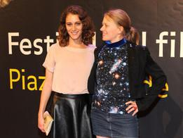 Ariane Labed wins award at Locarno
