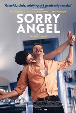 Sorry Angel - Poster - UK