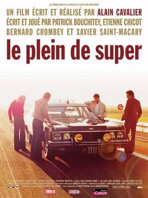 Le Plein de super - Affiche réédition 2010