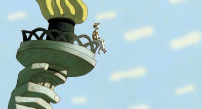 Phantom Boy - © Folimage