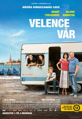 Venise n'est pas en Italie - Poster - Hungary
