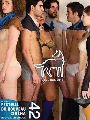 Festival du nouveau cinéma Montréal - 2013