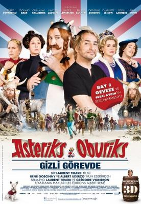 French films at the international box office: November 2012