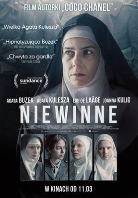 Las Inocentes - Poster Pologne