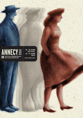 Festival international du film d'animation d'Annecy - 2016