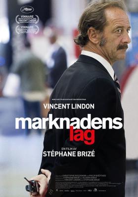 La Ley del mercado / El precio de un hombre - Poster - Suede