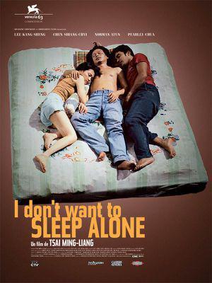 No quiero dormir solo