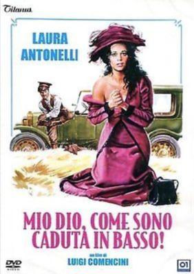 ¡Dios mío, como he caído tan bajo! - Jaquette DVD Italie