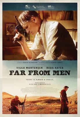 Lejos de los Hombres - Poster - Australia
