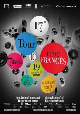 Tour de Cine Francés en México - 2013