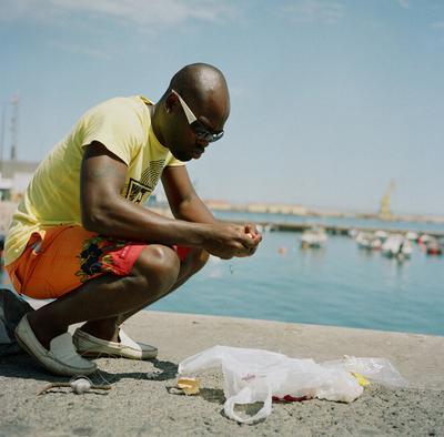 Ceuta, Prison by the Sea - © Clara Guillaud