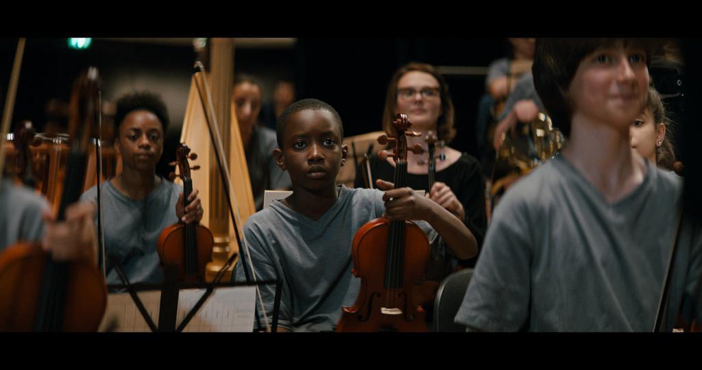 Orchestra Class - © Mizar Films