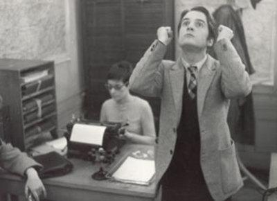 François Truffaut - © Raymond Cauchetier