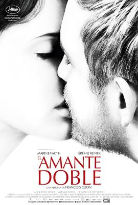 Amant double - Poster - Spain