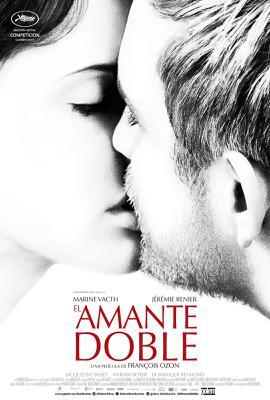 El Amante doble - Poster - Spain