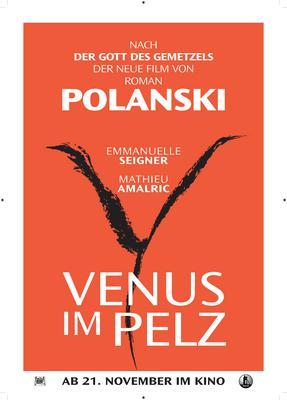 La Vénus à la fourrure - Poster - Germany
