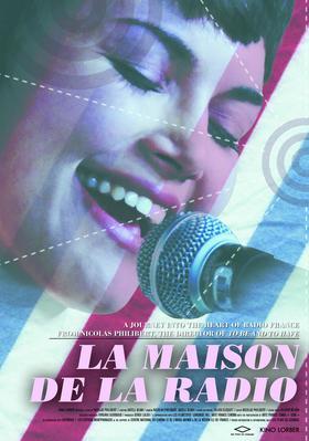 La Maison de la radio - Poster - USA