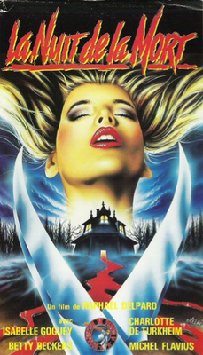 Night of Death ! - Jaquette VHS France