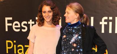 Ariane Labed premiada en el Festival de Locarno - © Pier Marco Tacca/Getty Images Europe