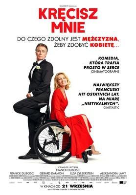 Sobre ruedas - Poster - Poland