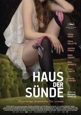House of Pleasure - Poster - Allemagne