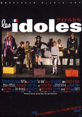 Les Idoles - Poster Japon