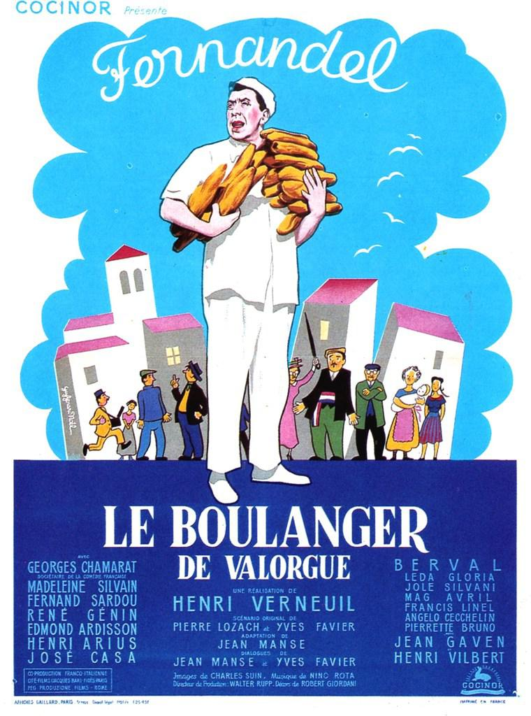 The Baker of Valorgue