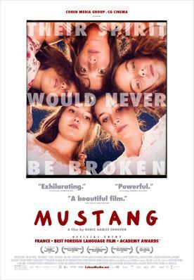 Mustang - Poster Etats-Unis