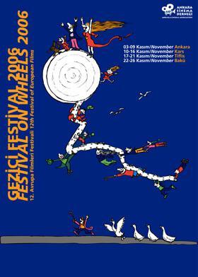Festival itinérant de films européens d'Ankara - 2006