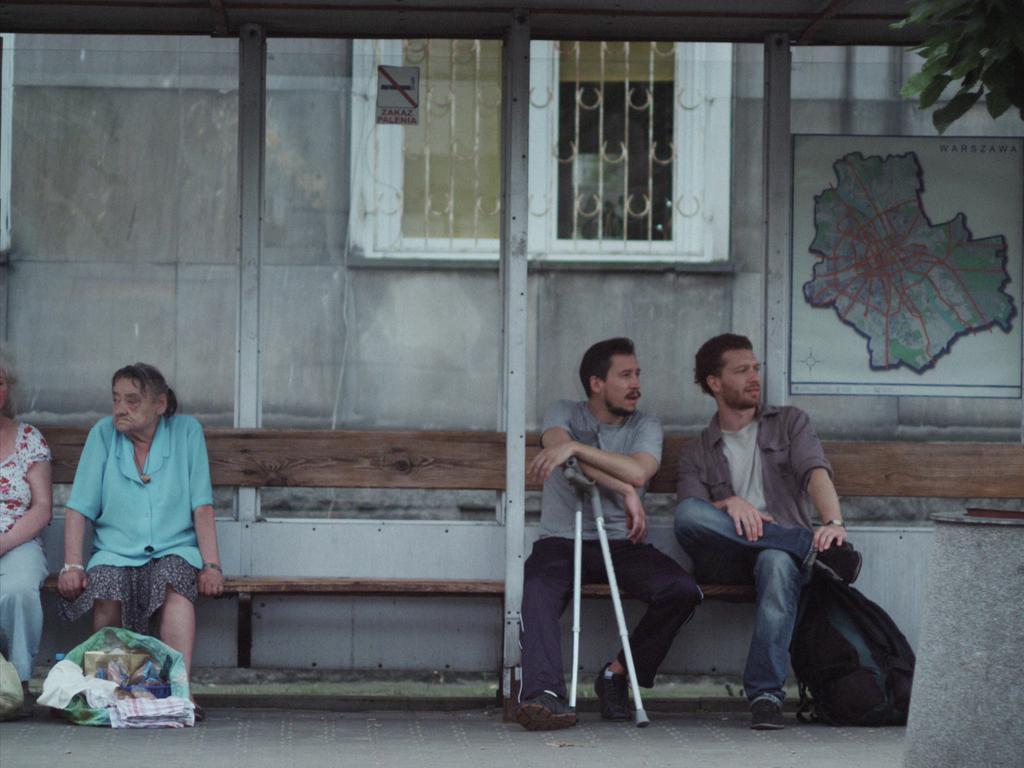 Une journée à Varsovie
