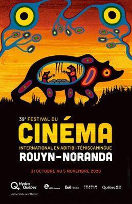 Festival du cinéma international en Abitibi-Témiscamingue (Rouyn-Noranda) - 2020