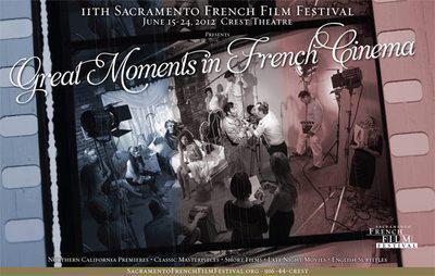 Festival du film français de Sacramento - 2012