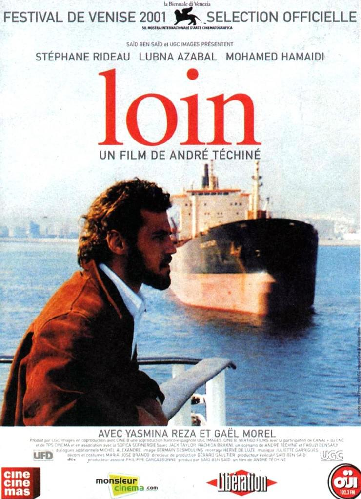 Festival du film francophone de Vienne - 2002