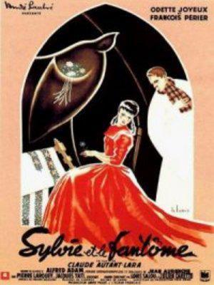 Sylvie et le fantôme - Poster France