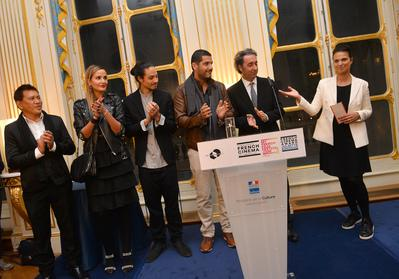 The opening night of the 8th edition of MyFrenchFilmFestival!