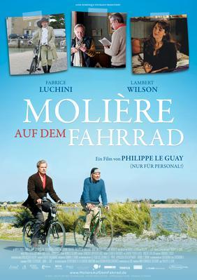 Molière en bicicleta - Poster - Germany