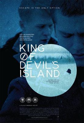 Les Révoltés de l'île du diable - Poster - Australia