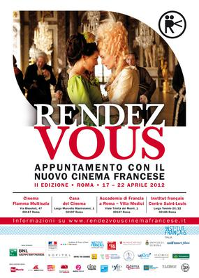 Rendez-vous avec le nouveau cinéma français à Rome - 2012