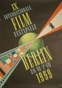 ベルリン国際映画祭 - 1959